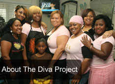 About The Diva By Cindy Project